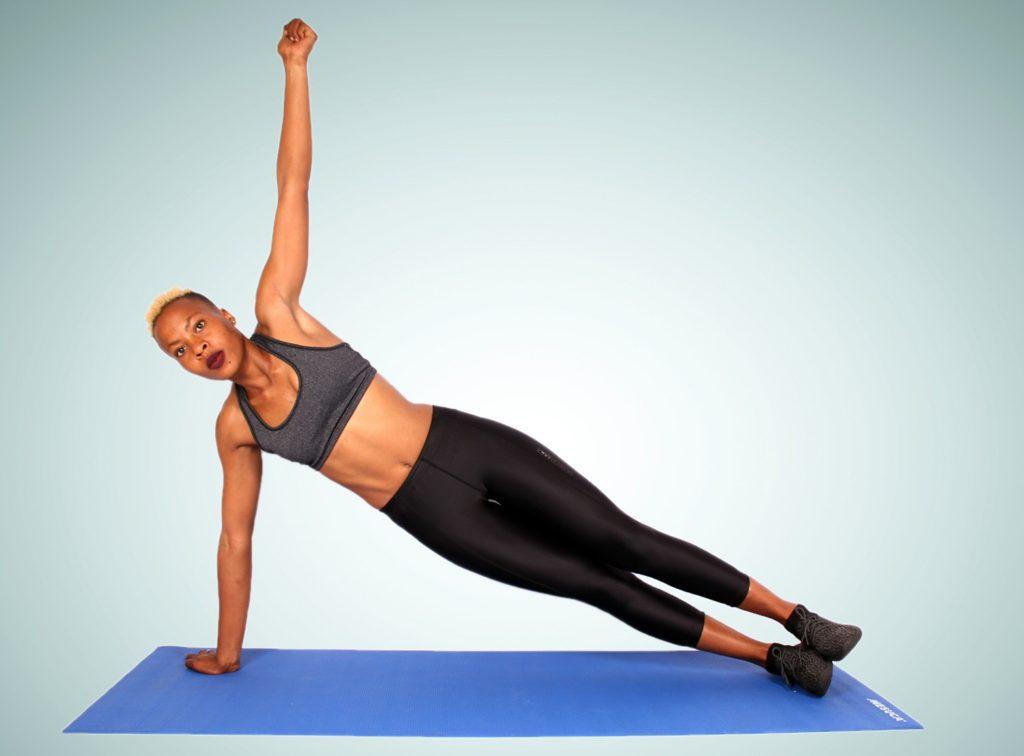 Комплекс упражнений как убрать живот и бока в домашних