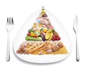Взбираемся на пирамиду здорового питания