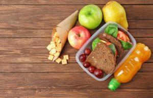 Делаем здоровый перекус на правильном питании для всей семьи