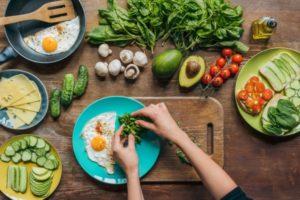 Принцип тарелки: каким должен быть размер порции при правильном питании