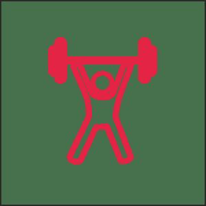 Количество повторений с определенным весом
