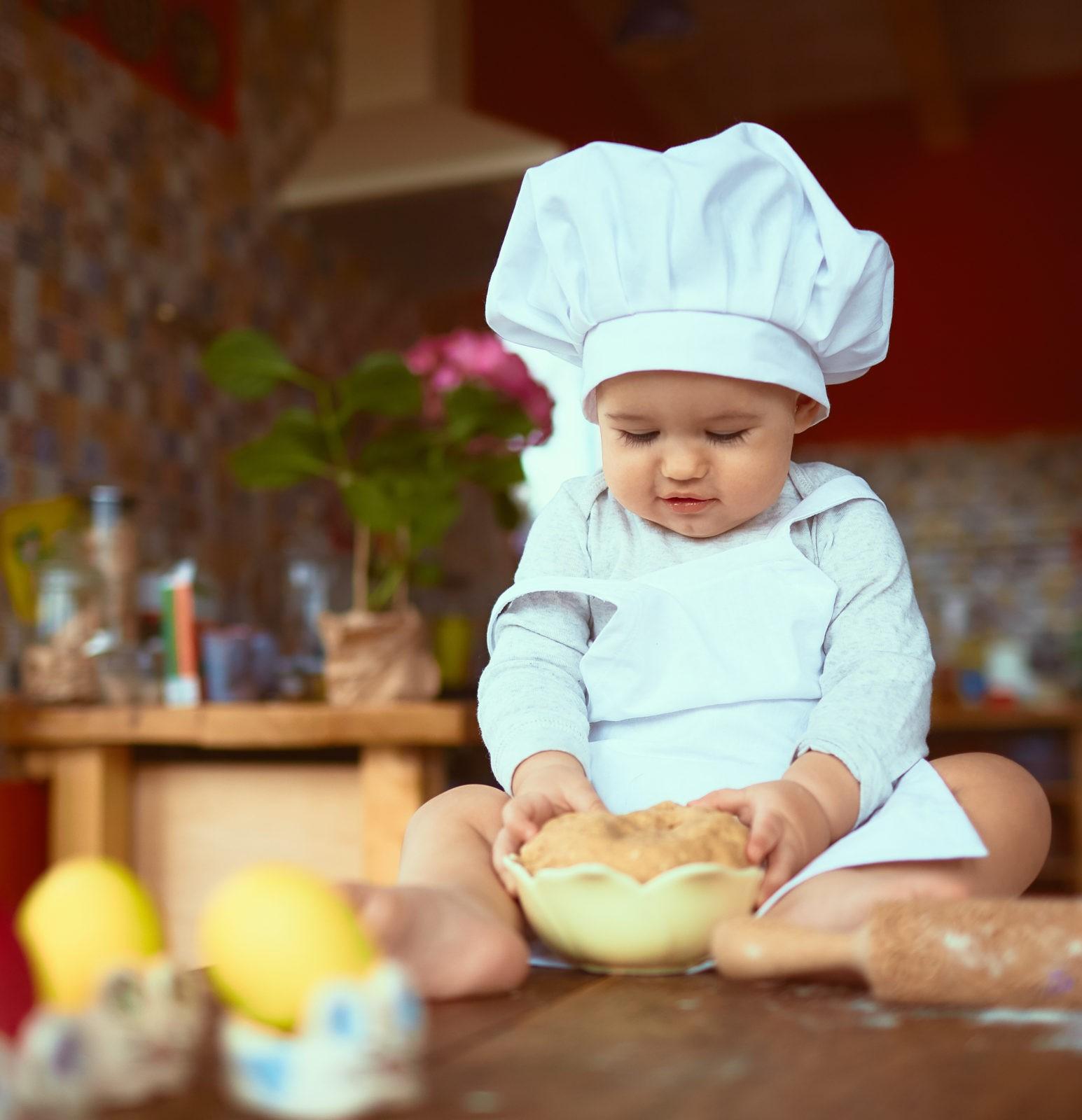 Рецепты полезных блюд для правильного развития детей