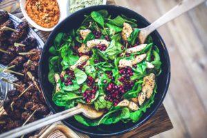 Влияние на организм полезных и вредных продуктов питания
