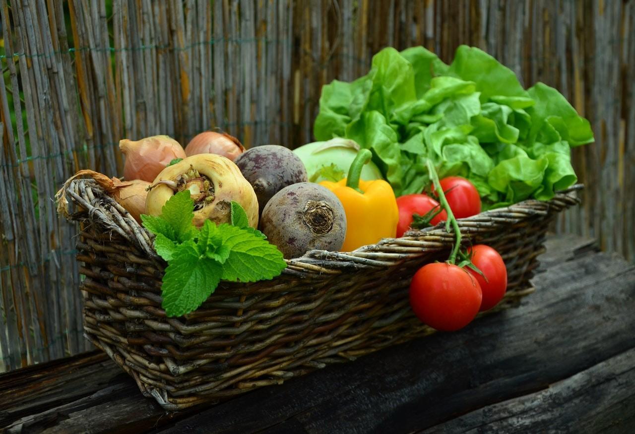 Сырые овощи для похудения список
