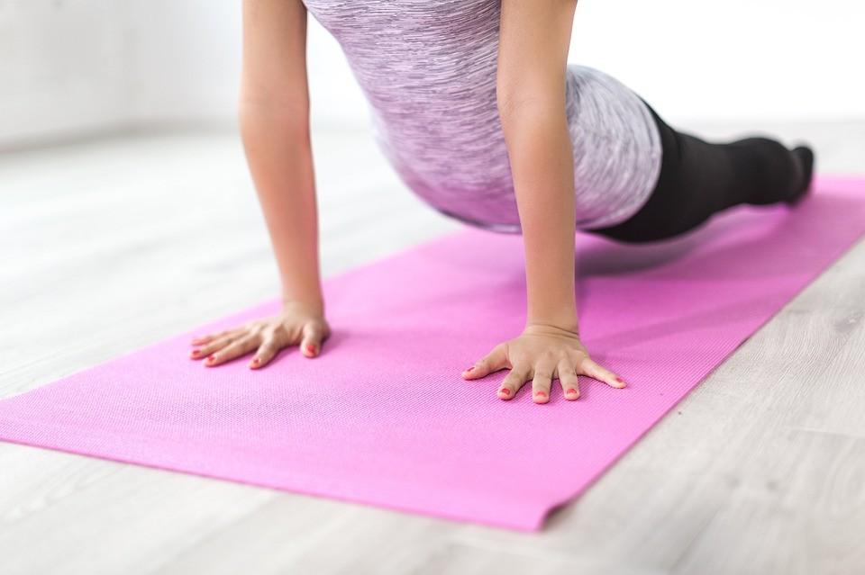 Фитнес дома: спортивная и подтянутая фигура