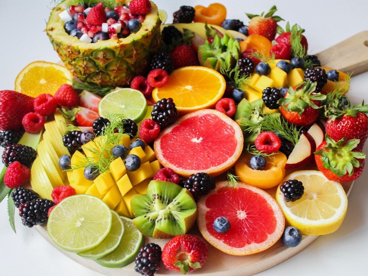 Фрукты и овощи для похудения и выведения жира. Какие фрукты едят при похудении