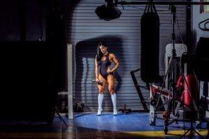 Упражнения на сушку для девушек