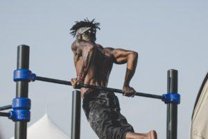На пределе сил: тренировка на сушку