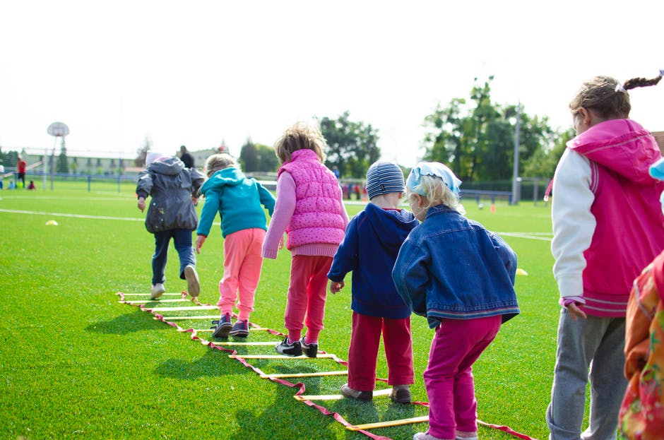 Утренняя зарядка для детей – залог продуктивного дня и крепкого здоровья