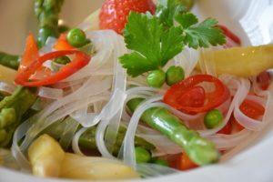 Все о лучшем гарнире во время диеты – лапше фунчозу