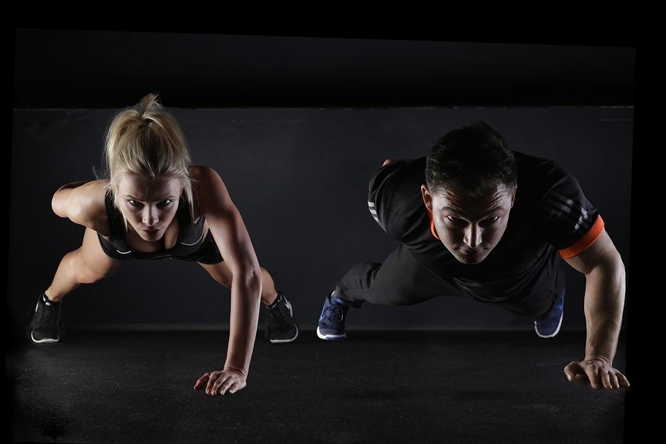 Какие упражнения нужно делать чтобы накачать мышцы