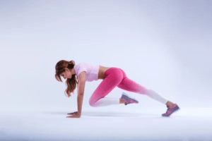 Альпинист – высокоинтенсивное упражнение для стройной фигуры и повышения выносливости