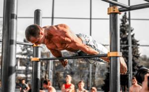 Тренировка на турнике: упражнения и методы