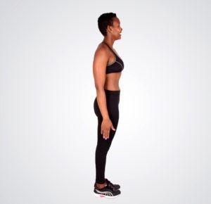 Королевская осанка у девушек: качаем мышцы спины в домашних условиях