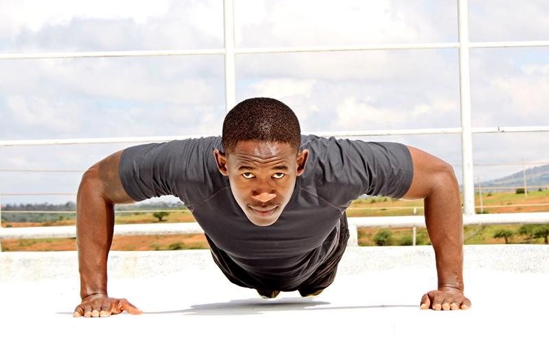 Геометрия спины: прокачиваем трапециевидную мышцу