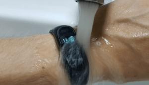 Водостойкость браслета