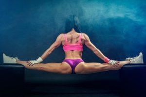 Как убрать жир с бедер и ягодиц женщине и мужчине: эффективные упражнения
