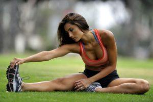 Заминка после тренировки — упражнения и растяжка мышц