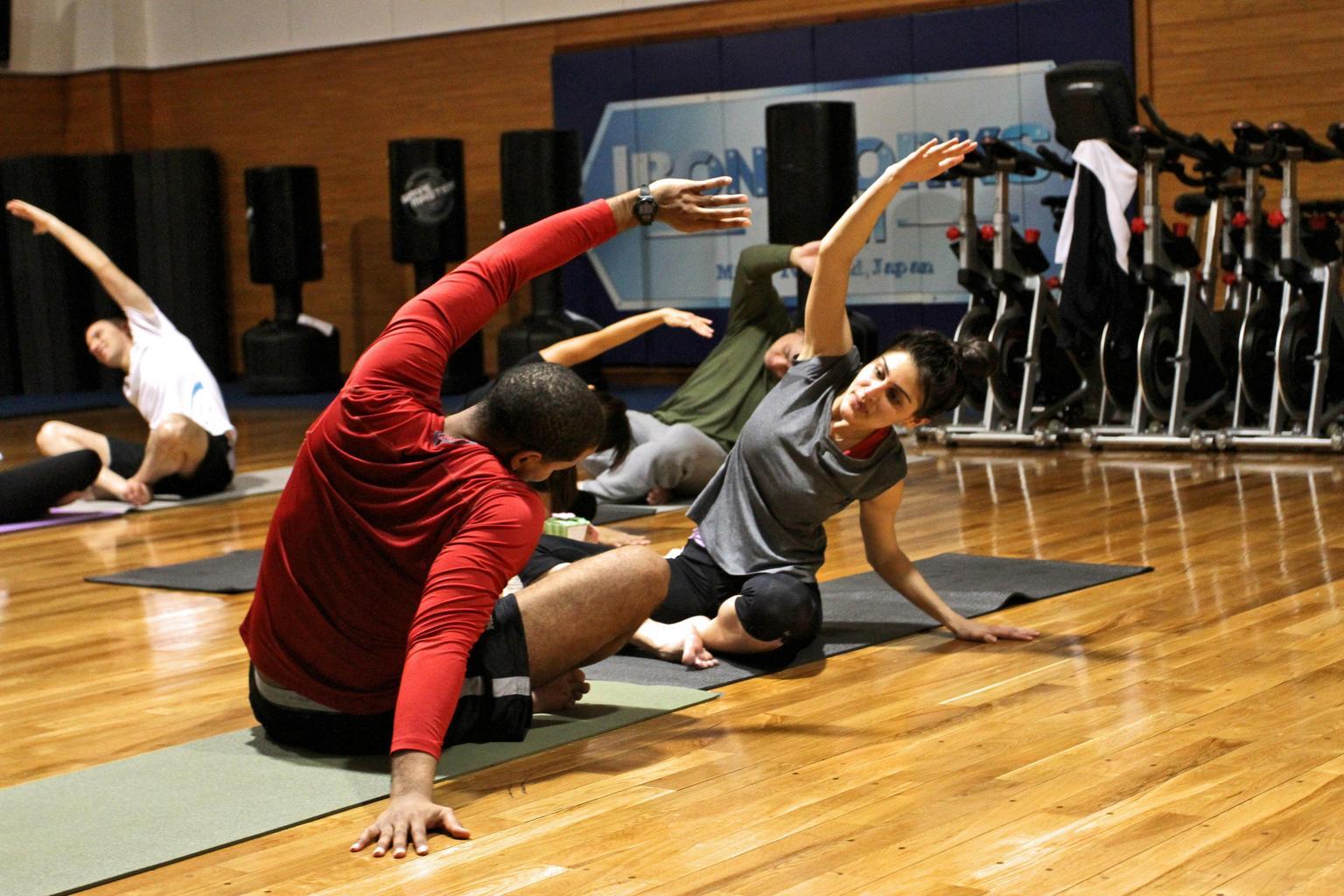 Разминка перед тренировкой в тренажерном зале: лучшие упражнения для разогрева мышц