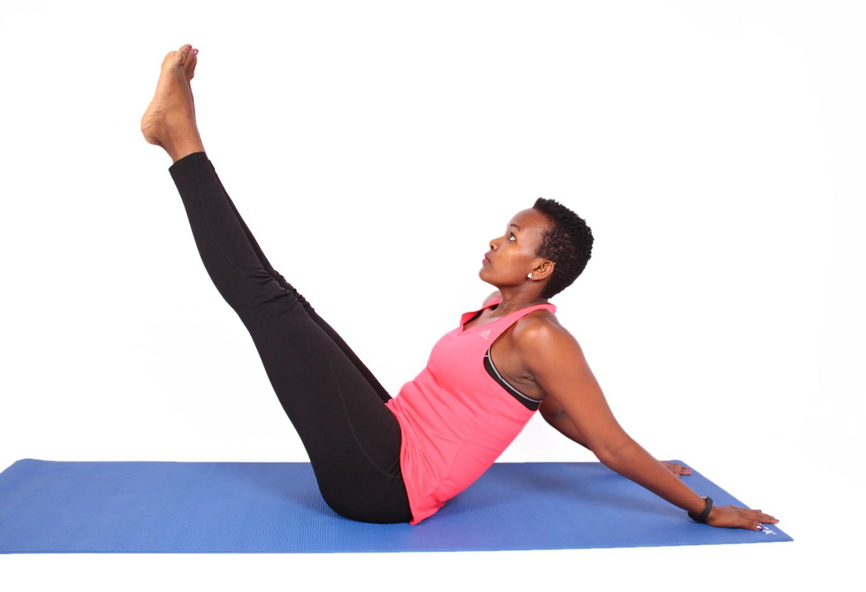 упражнение на ноги
