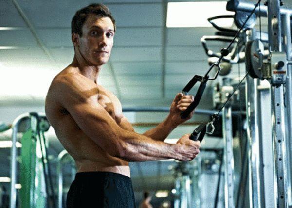 Эффективная программа для мужчин в тренажерном зале: советы начинающим