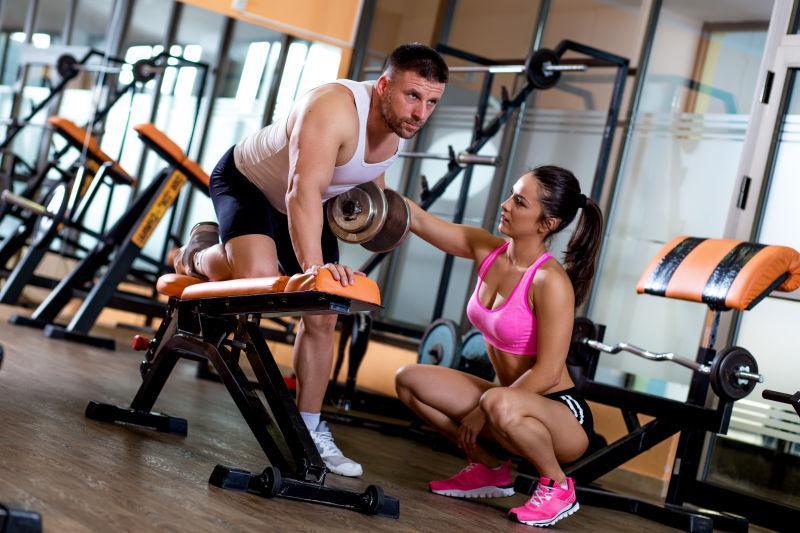 Похудение в тренажерном зале: упражнения и нюансы занятий