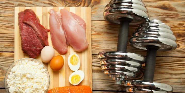 Особенности питания эктоморфа в период тренировок на массу