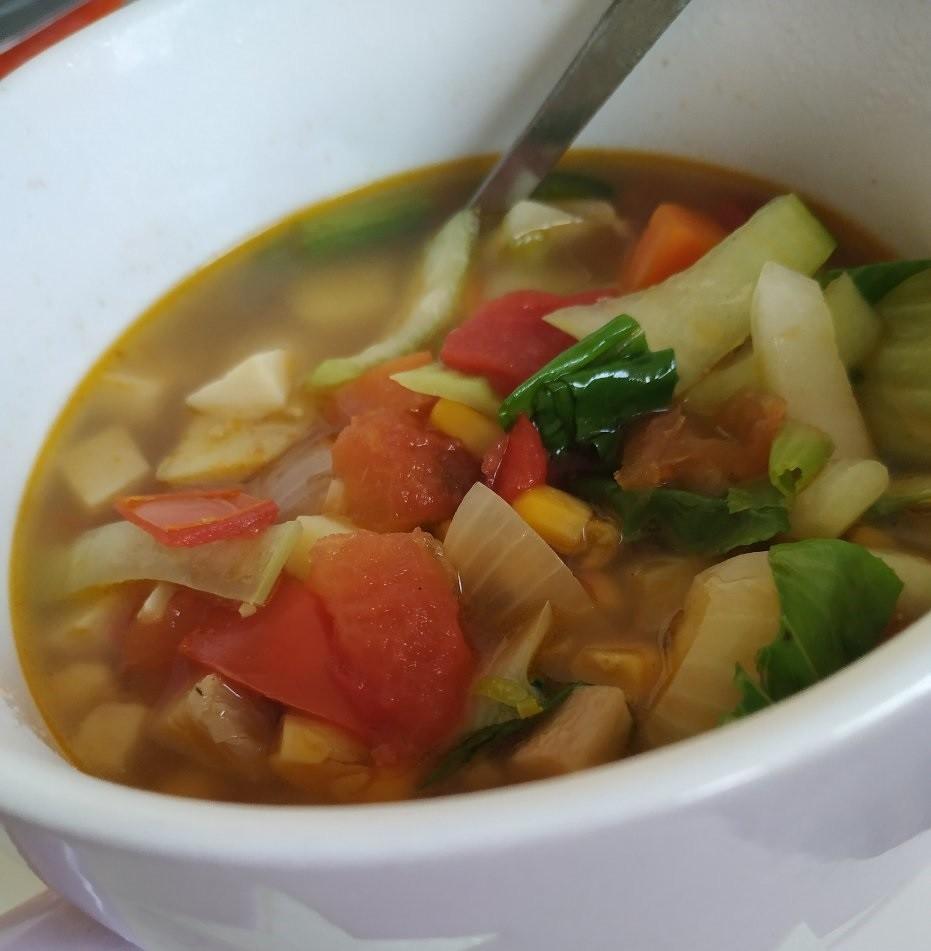 Рецепты супов для похудения простой