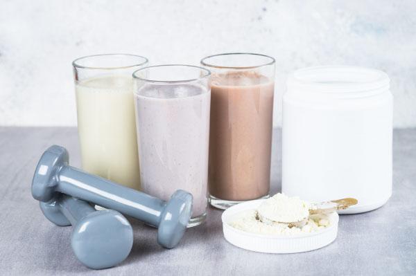 Белковая пища для набора мышечной массы