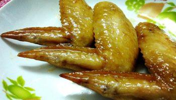 Крылышки в духовке: вкусные и диетические рецепты