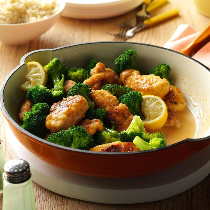 Какое блюдо приготовить на диете