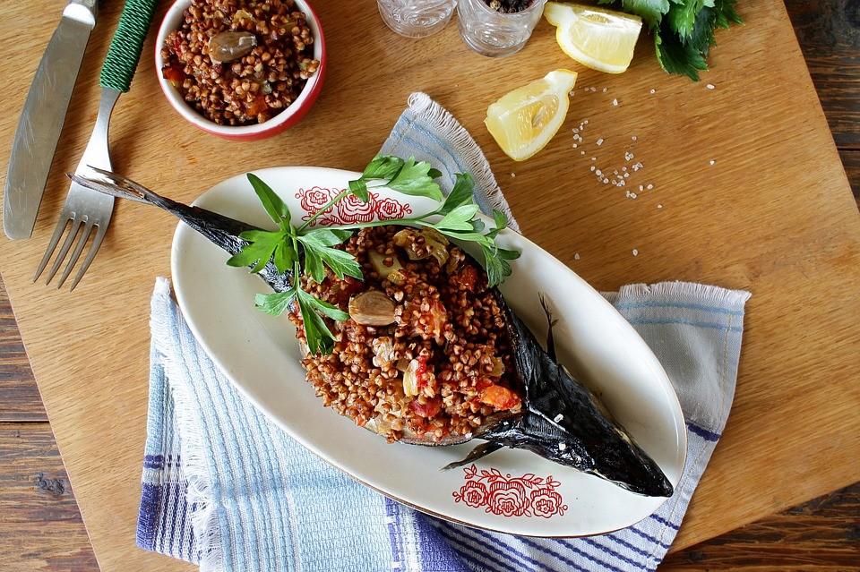 Рыба при похудении: рецепты, диеты и рекомендации