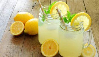 Лимонная вода: похудение и детокс