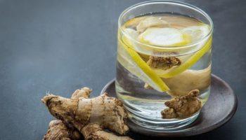 Коктейли с имбирем для диеты: лучшие рецепты