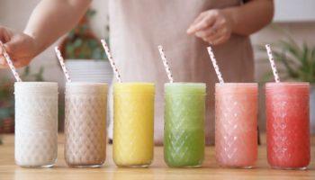 Смузи: вкусные и полезные коктейли для похудения