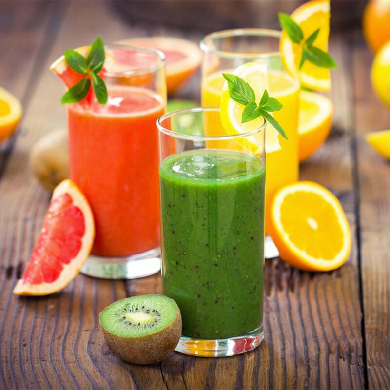 Фруктовые и овощные соки