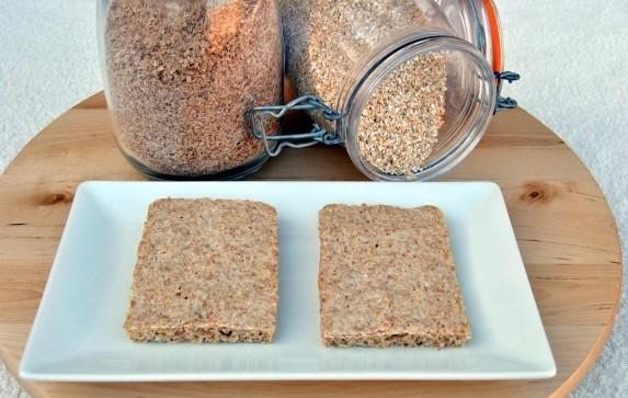 Зерновые хлебцы для диеты