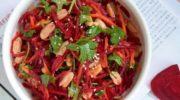 Здоровые блюда для похудения: салат «Щетка» – особенности рационального применения и рецепт