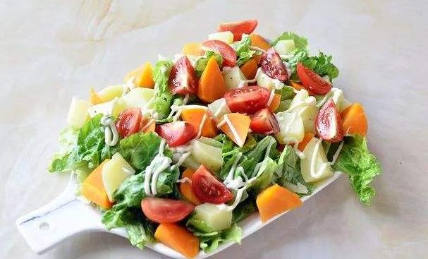Овощные салаты для здорового и стабильного похудения