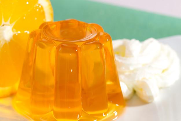 Диетическое желе – альтернативный десерт при похудении