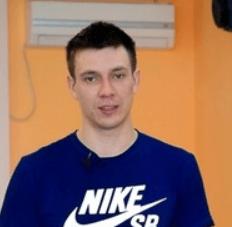 Краснопир Андрей, фитнес-тренер