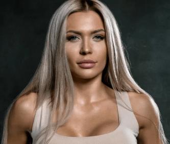 Екатерина Усманова, фитнес-бикини